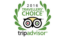 2016 Tripadvisor Traveller's Choice Award, The St. Regis Istanbul